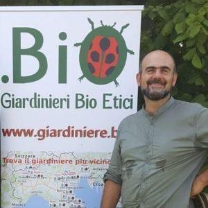 Francisco Panteghini uno dei fondatori del marchio Giardinieri BioEtici