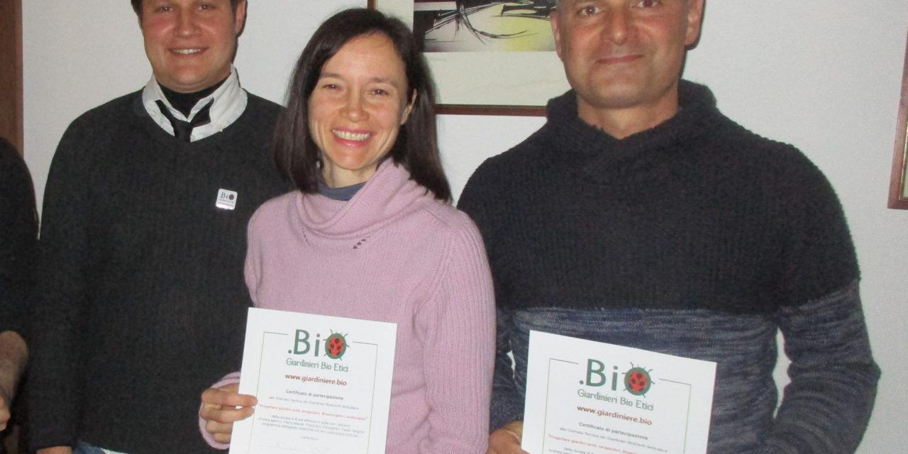 Alessandro Bevilacqua, Giardiniere BioEtico