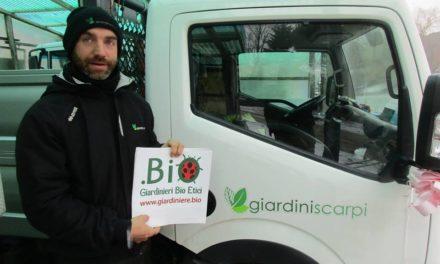 Francesco Scarpi, Giardiniere BioEtico Venezia Lido Cavallino Treporti