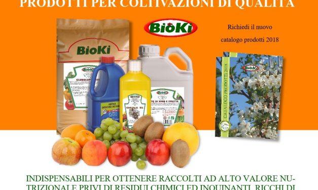 Bioki, prodotti ecoresponsabili per orto, frutteto, giardino