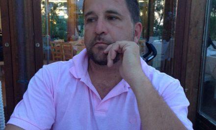 Fulvio Ventrone, dottore agronomo e giardiniere bioetico Macerata