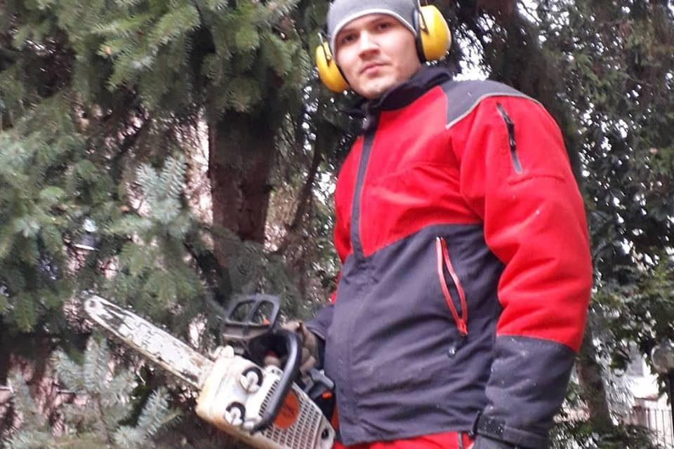 Jakob Roman, Giardiniere BioEtico Venezia Mestre