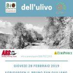 Giornata sulla gestione naturale dell'olivo a San Giuliano Terme