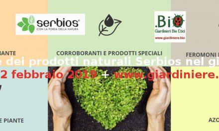 Incontro formativo: Uso dei prodotti naturali Serbios